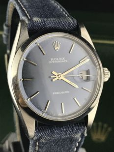 Rolex — Precision — Reference 6694 — Unisex — 1960-1969