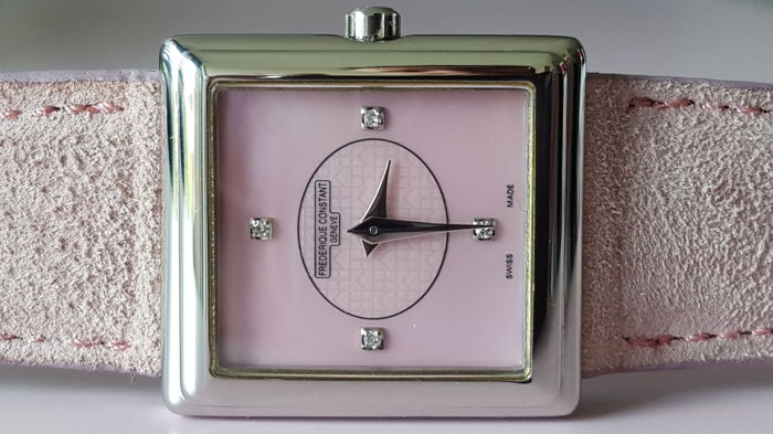 Frédérique Constant, women´s wristwatch, Switzerland