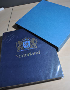 The Netherlands 1852/1971 – Collection in a DAVO album