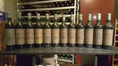 Chateau d'Issan, Margaux Grand Cru Classé; 1970 x 6 & 1974 x 6 - 12 bottles (75cl) total