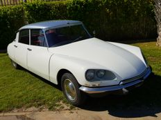 Citroen - DS 20 Super5 - 1972