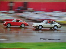 "1976 - PORSCHE ""911"" - 2,7 / 3,0 Carrera / 3,0 Turbo brochure"