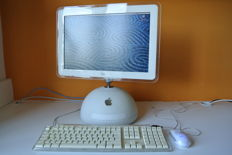"Apple IMac 2nd Gen (Tournesol) 17""/ 1 Ghz G4/1GB Ram/150GB HD/orig. Keyboard"