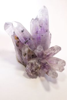 Amethyst - crystal - cluster from Piedras Parado - 77,4 gm - 76 x 66 x 45mm