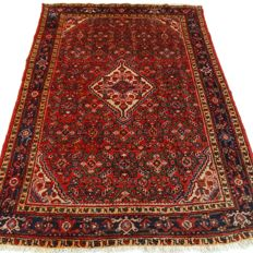 "Hoseynabad - 204 x 143 cm - ""Authetnic Persian carpet in beautiful condition"""