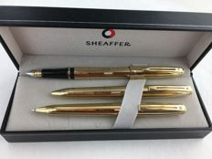 3 piece Sheaffer Prelude set Gold/electroplated