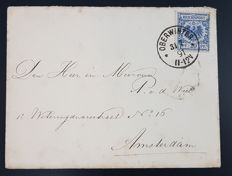 German Reich 1891/1944 - 50 letters of Postal History