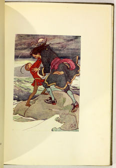 J.M. Barrie - The Peter Pan Picture Book - 1908