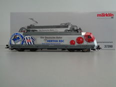 "Märklin H0 - 37390 - Multifunctional locomotive BR 101 ""Herta BSC"" of the DB"