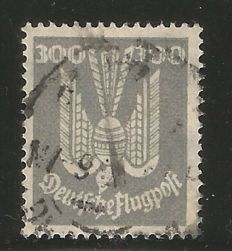 The German Stamps 1919/1985 - A collection on stock sheets