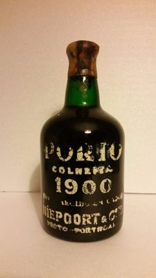 1900 Niepoort Colheita Port – 1 bottle.