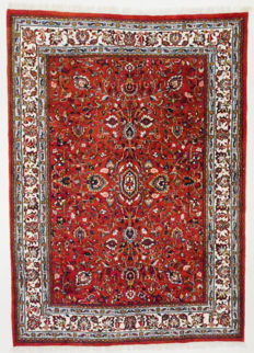 Indian rug Sarough, 340 X 240 cm
