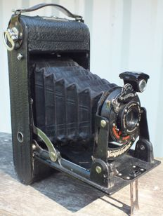 Old camera VOIGTLÄNDER BESSA from 1929