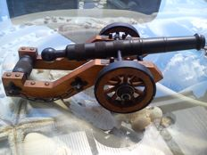 Metal decorative canon - artillery