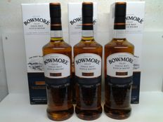 3 bottles - Bowmore Legend