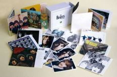 The Beatles in mono – CD Box Set sealed!