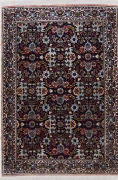 Persian carpet, extremely durable and unusual Bidjar Takab/Bukan, 170 x 115 cm.