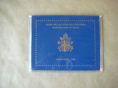 Vatican – Year pack 2002 John Paul II