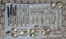 800 silver plated cutlery
