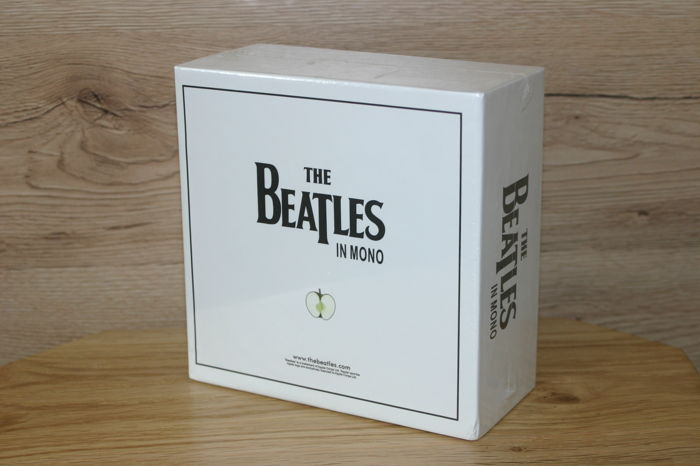 The Beatles in mono - CD Box sealed! for sale