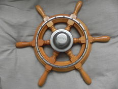 Wooden steering wheel - VETUS - Grouw