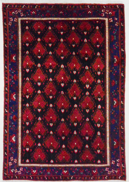 Gorgeous Persian carpet, Sarough Golfarang, 250 x 170 cm.
