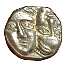 Greek Antiquity - Moesia Inferior (Thrace), Istros - AR Trihemiobol (9,5mm; 1,09g), c. 400-350 BC - SNG BM 250