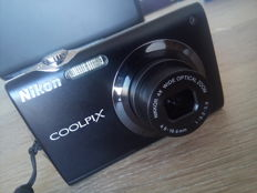 NIKON coolpix S3000 12MP small beauty!