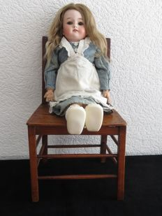 Armand Marseille - doll with seat - 390 (A) 1 M - Germany