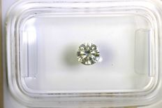 Diamond – 0.34 ct – K / SI2 – No Reserve Price