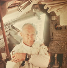 NASA - Buzz Aldrin - Apollo 11 - 1969