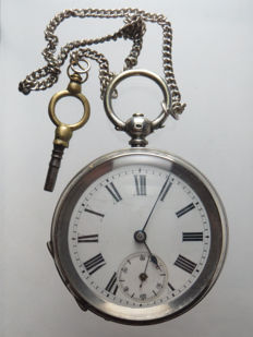 Anonymous – Men's pocket watch – Late 19th century