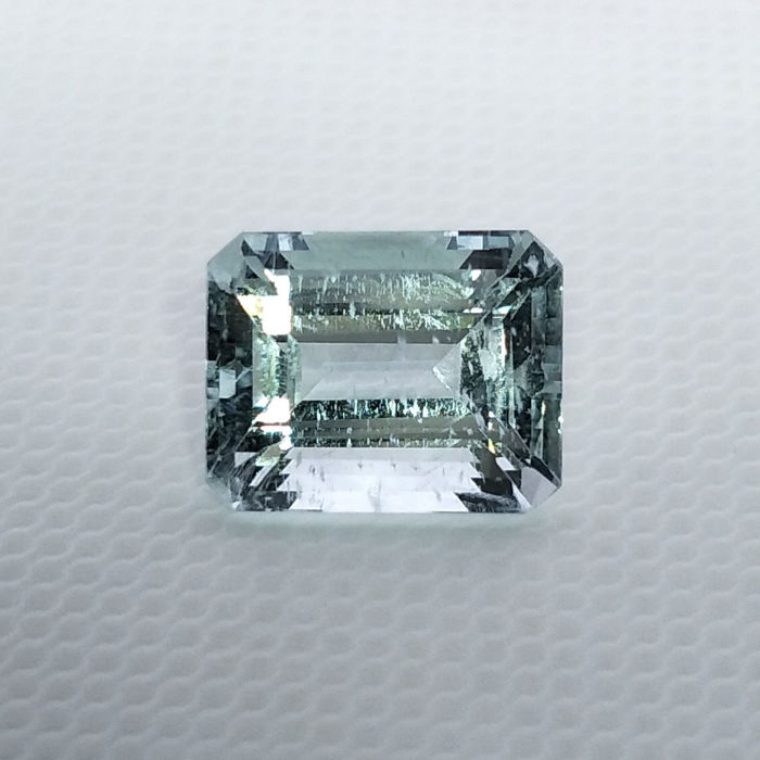 Aquamarine - 3.91 ct