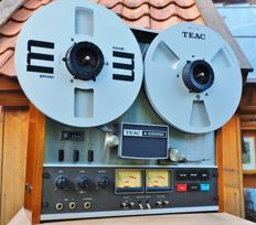 Teac A-3300  SX  Semi-Professional stereo Tape-Deck  Vintage Seventies