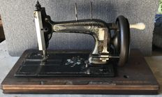 Old manual sewing machine R.Lehmann vormals Baach & Klie, early 1900s