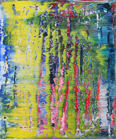 M.Weiss - Abstract Painting No. 457