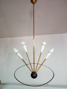 Unknown designer – chandelier