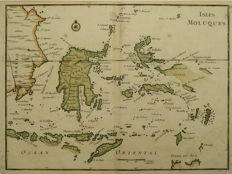 Indonesia, Moluccas; George Louis le Rouge - Isles Moluques - 1748