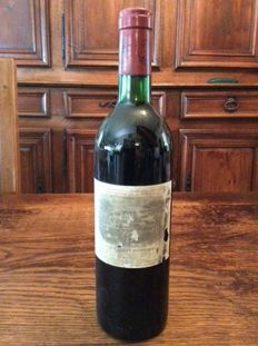 1983 Chateau Lafite, Pauillac - 1 bottle (75cl)