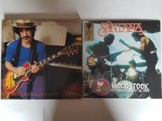 Frank Zappa VS. Santana [Best guitar solo artists ever] Two Chords and the Truth: Variations On The Carlos Santana Secret Chord Progression.
