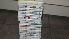 Lot of 15 Nintendo 3DS Games with Mario Sonic Kirby and others