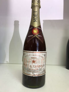 1971 Moët & Chandon Brut Rose Champagne, France - 1 bottle 0,75l
