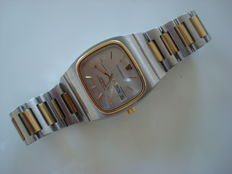 Omega  Constellation – MegaQuartz 32 KHz – men's watch – 70s