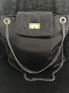 Chanel - Special Perforated Tote Bag - Schoudertas / Crossbodytas