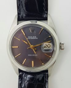 Rolex – Precision – 6694 – Unisex wristwatch – 1970-1979.