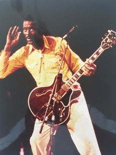 Unknown - Chuck Berry - 1970