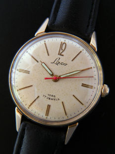 Laco - German Men's wristwatch from 1950s.