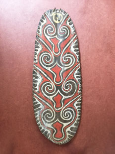 Dance shield - Sepik/Washkuk - Papua New-Guinea