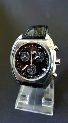 "TISSOT ""QUICKSTER"" (Q662/762) CHRONOGRAPH – Men's watch – No reserve!"