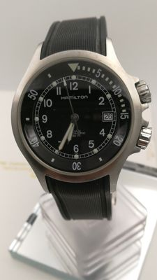 Hamilton Navi Automatic 660 ft. – Ref. H775150 – Men – Ca. 2010s